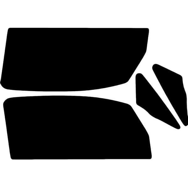 Peugeot 1007  Evowrap - Window Film & Vinyl Wrap