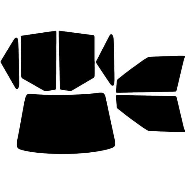 Rover 400  Evowrap - Window Film & Vinyl Wrap