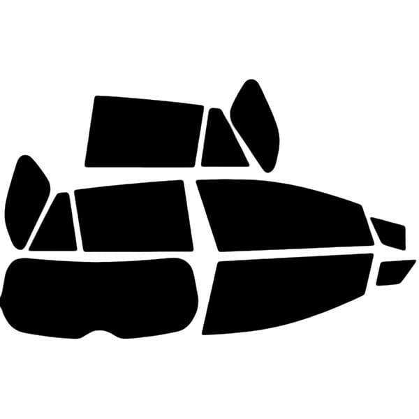 Toyota Avensis  Evowrap - Window Film & Vinyl Wrap