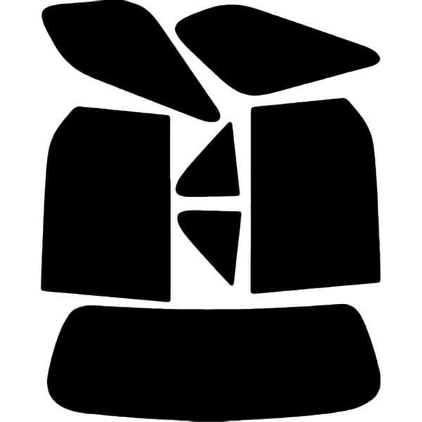 Toyota Hilux  Evowrap - Window Film & Vinyl Wrap