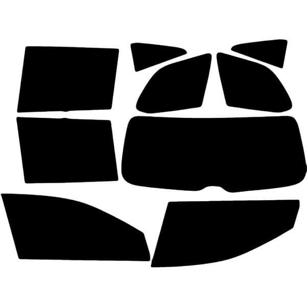 Volkswagen Jetta  Evowrap - Window Film & Vinyl Wrap