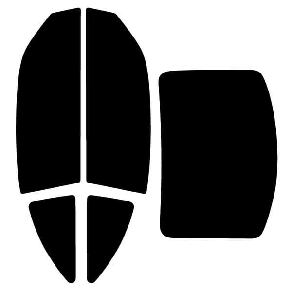 Volkswagen Beetle  Evowrap - Window Film & Vinyl Wrap
