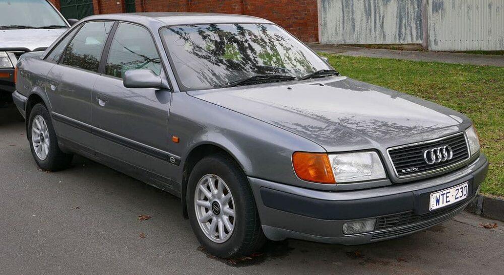 Audi 100 Evowrap