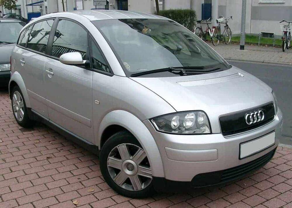 Audi A2 Evowrap