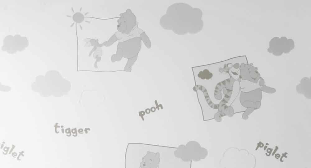 Disney Winnie The Pooh Kids Window Film
