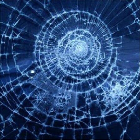 broken window in need of repair