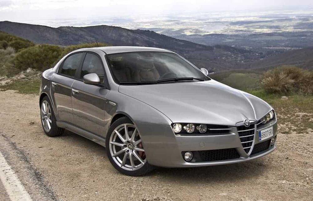 Alfa Romeo 159 Evowrap