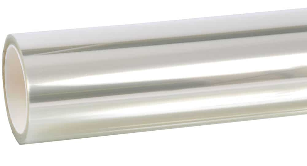 Roll of security window film