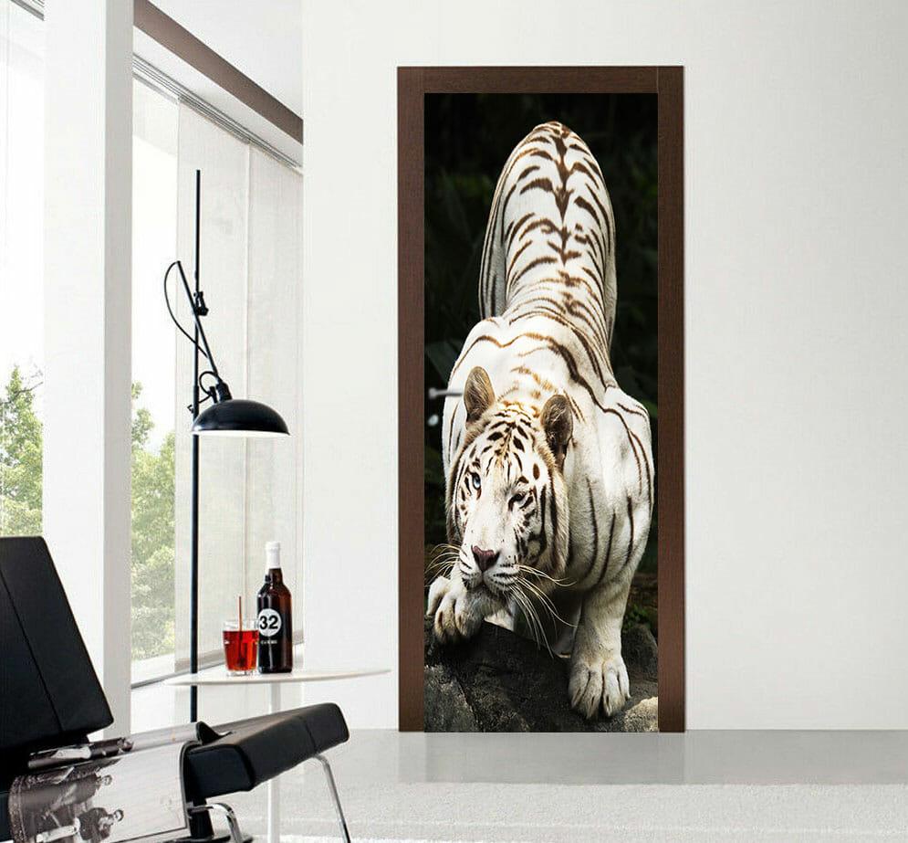 White Tiger  Evowrap - Window Film & Vinyl Wrap