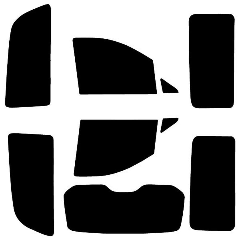 Mercedes V Class  Evowrap - Window Film & Vinyl Wrap