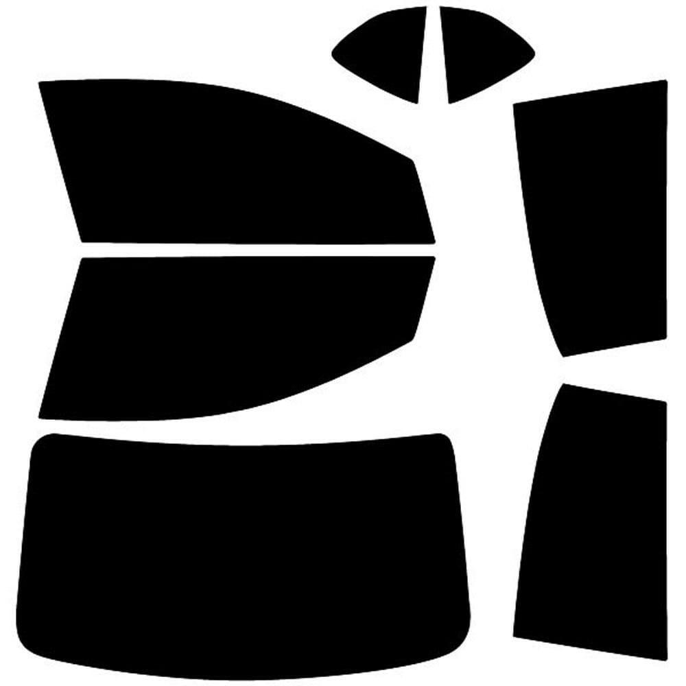 Mitsubishi Mirage  Evowrap - Window Film & Vinyl Wrap