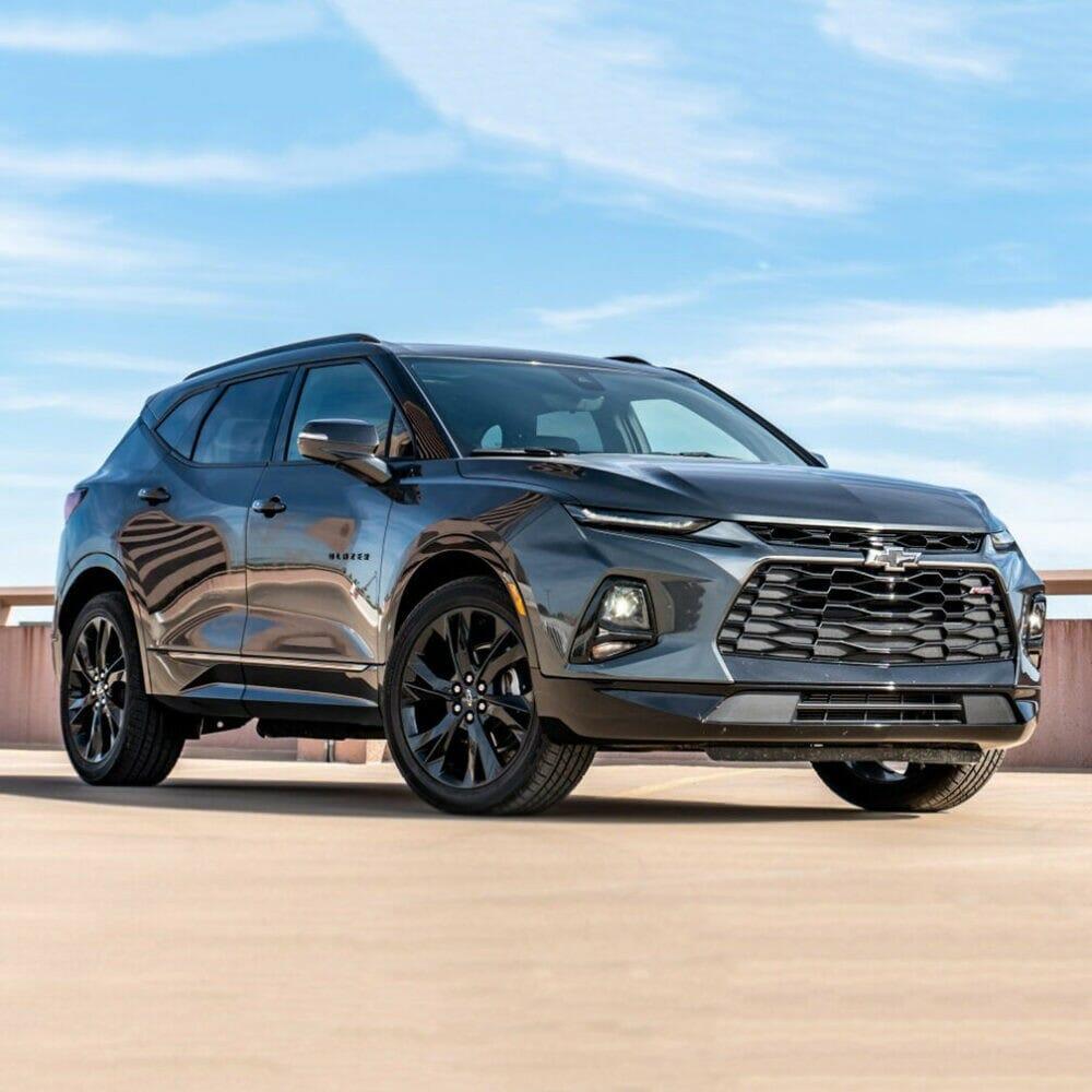 Chevrolet Blazer  Evowrap