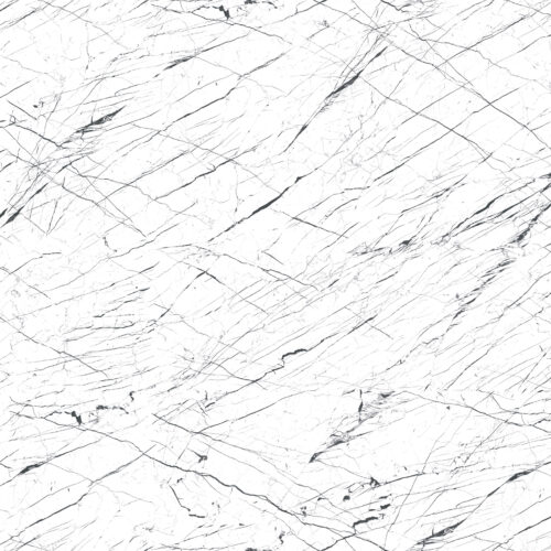 Cover Styl Black Stripes White Marble Vinyl Wrap Close Up