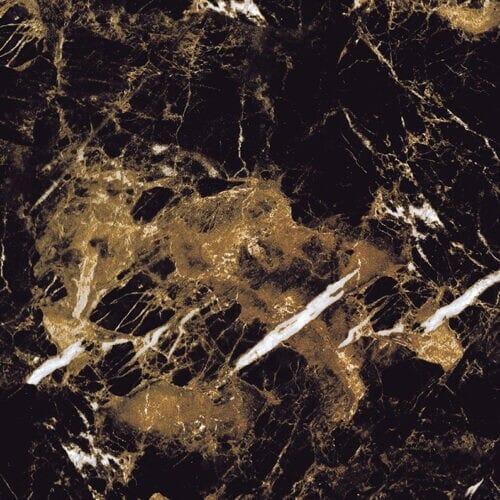 Cover Styl Dark Caramel Marble Vinyl Wrap Close Up