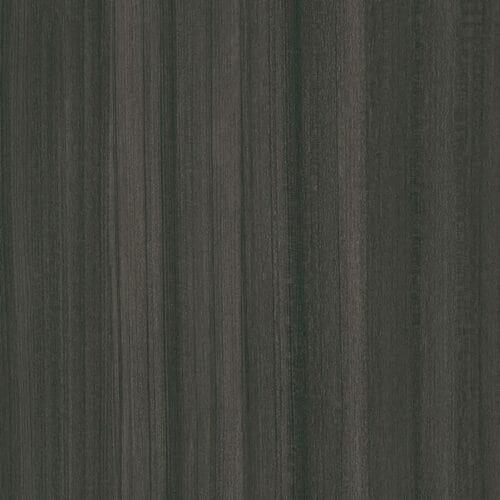 Cover Styl Ebony Black Wood Vinyl Wrap Close Up