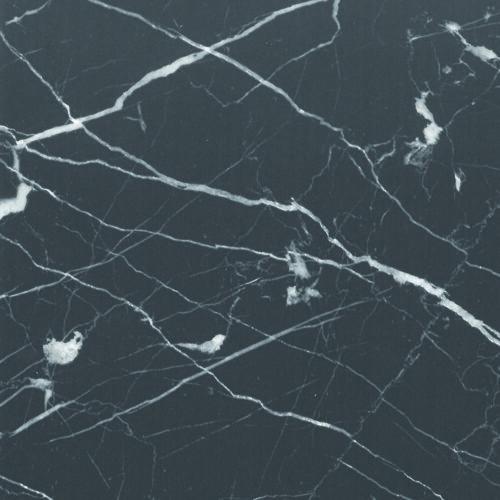 Cover Styl Mat Ash Black Marble Vinyl Wrap Close Up