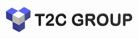 An image of T2C Group Logo